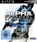 Cover zu Alpha Protocol - PlayStation 3