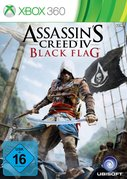 Cover zu Assassin's Creed 4: Black Flag - Xbox 360