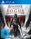 Cover zu Assassin's Creed Rogue: Remastered - PlayStation 4