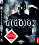 Cover zu Chronicles of Riddick: Assault on Dark Athena - PlayStation 3