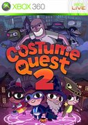 Cover zu Costume Quest 2 - Xbox 360