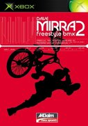 Cover zu Dave Mirra Freestyle BMX 2 - Xbox