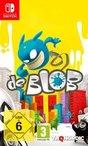 Cover zu de Blob - Nintendo Switch
