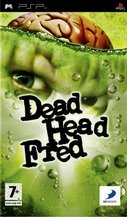 Cover zu Dead Head Fred - PSP