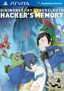 Cover zu Digimonstory Cyber Sleuth: Hacker's Memory - PS Vita