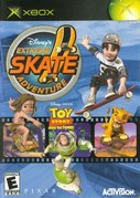 Cover zu Disney's Extreme Skate Adventure - Xbox