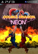 Cover zu Double Dragon: Neon - PlayStation 3