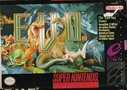 Cover zu E. V. O.: Search for Eden - SNES