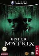 Cover zu Enter the Matrix - GameCube