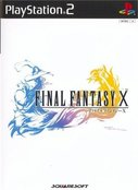 Cover zu Final Fantasy X - PlayStation 2