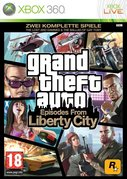 Cover zu Grand Theft Auto: Episodes from Liberty City - Xbox 360