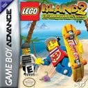 Cover zu Lego Island 2: The Brickster's Revenge - Game Boy Advance