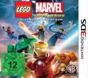 Cover zu LEGO Marvel Super Heroes - Nintendo 3DS