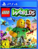 Cover zu LEGO Worlds - PlayStation 4