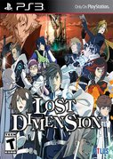 Cover zu Lost Dimension - PlayStation 3