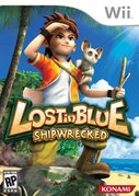 Cover zu Lost in Blue: Shipwrecked - Wii