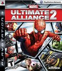 Cover zu Marvel: Ultimate Alliance 2 - PlayStation 3