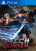 Cover zu MechRunner - PlayStation 4