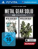 Cover zu Metal Gear Solid HD Collection - PS Vita