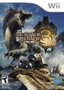 Cover zu Monster Hunter Tri - Wii