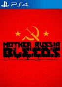 Cover zu Mother Russia Bleeds - PlayStation 4