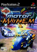 Cover zu Motor Mayhem - PlayStation 2