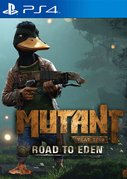 Cover zu Mutant Year Zero: Road to Eden - PlayStation 4