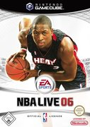 Cover zu NBA Live 06 - GameCube