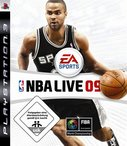 Cover zu NBA Live 09 - PlayStation 3
