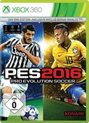 Cover zu Pro Evolution Soccer 2016 - Xbox 360