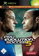 Cover zu Pro Evolution Soccer 5 - Xbox