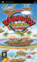 Cover zu Rainbow Islands Evolution - PSP
