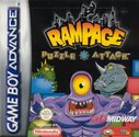 Cover zu Rampage Puzzle Attack - Game Boy Advance