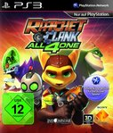 Cover zu Ratchet & Clank: All 4 One - PlayStation 3