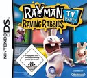 Cover zu Rayman Raving Rabbids TV Party - Nintendo DS