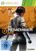 Cover zu Remember Me - Xbox 360