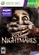 Cover zu Rise of Nightmares - Xbox 360