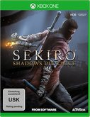 Cover zu Sekiro: Shadows Die Twice - Xbox One