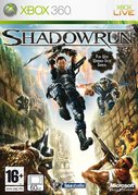 Cover zu Shadowrun - Xbox 360