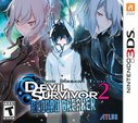 Cover zu Shin Megami Tensei: Devil Survivor 2 Record Breaker - Nintendo 3DS