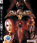 Cover zu Soul Calibur IV - PlayStation 3