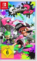 Cover zu Splatoon 2 - Nintendo Switch