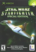 Cover zu Star Wars: Starfighter - Xbox