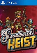 Cover zu SteamWorld Heist - PlayStation 4