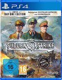 Cover zu Sudden Strike 4 - PlayStation 4