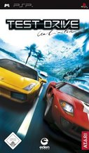 Cover zu Test Drive Unlimited - PSP