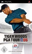 Cover zu Tiger Woods PGA Tour - PSP