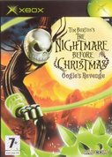Cover zu Tim Burton's The Nightmare Before Christmas: Oogie's Revenge - Xbox