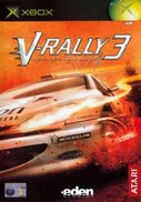 Cover zu V-Rally 3 - Xbox