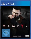 Cover zu Vampyr - PlayStation 4